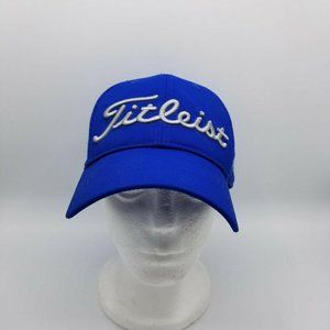 Titleist Golf Pro V1 FJ FootJoy Logo Hat Cap Mens